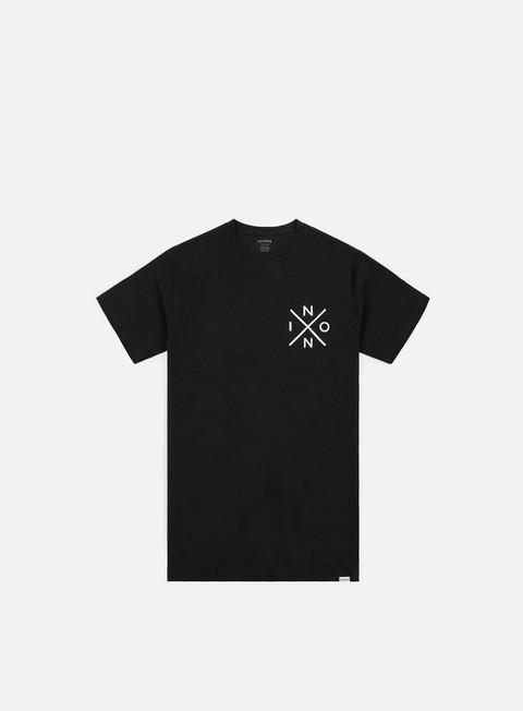 Outlet e Saldi T-shirt a Manica Corta Nixon Spot II T-shirt