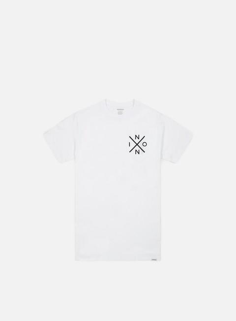 T-shirt a Manica Corta Nixon Spot II T-shirt