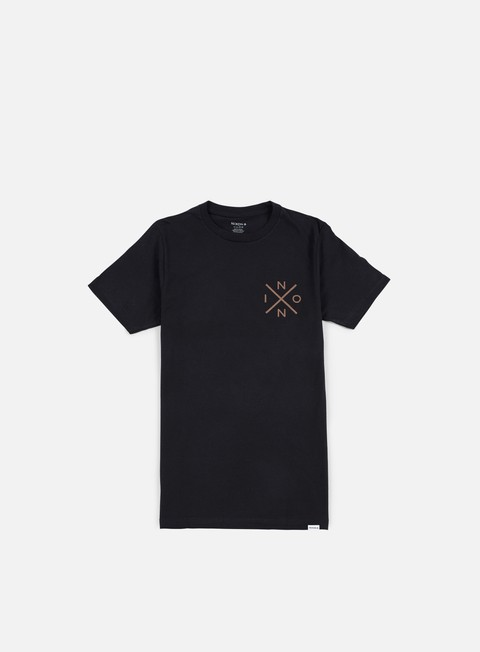 t shirt nixon spot t shirt black