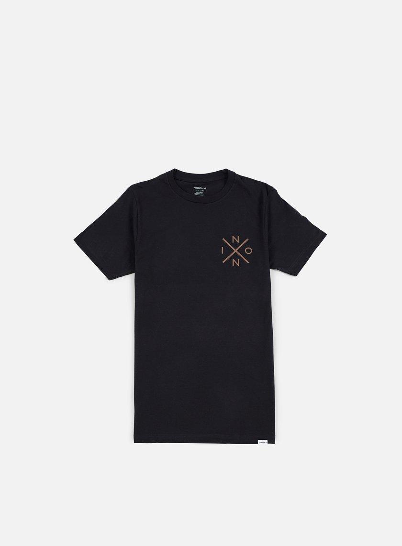 Nixon - Spot T-shirt, Black