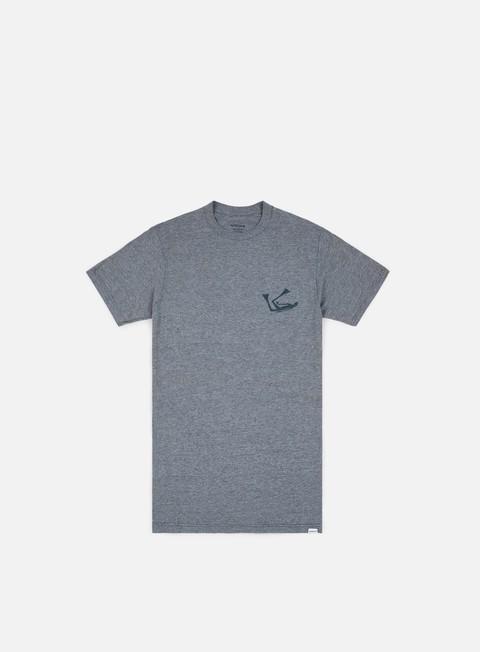 Outlet e Saldi T-shirt a Manica Corta Nixon Watcher T-shirt