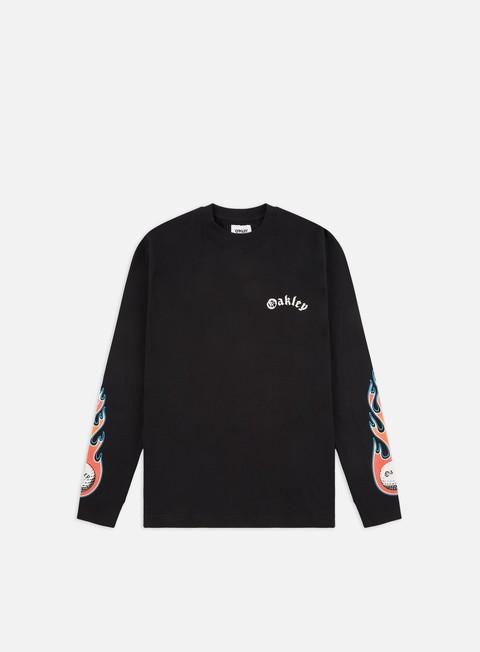 Long Sleeve T-shirts Oakley TNP Lighting Bolt LS T-shirt