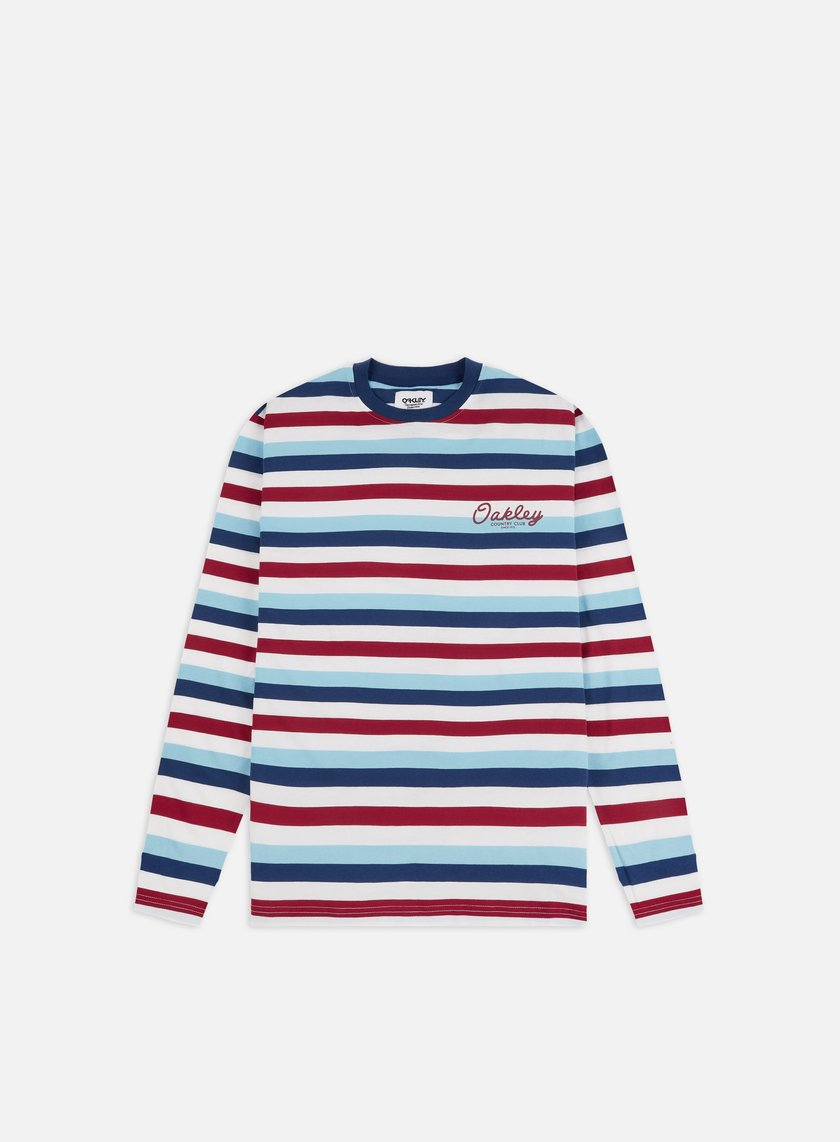 Oakley TNP Striped LS T-shirt