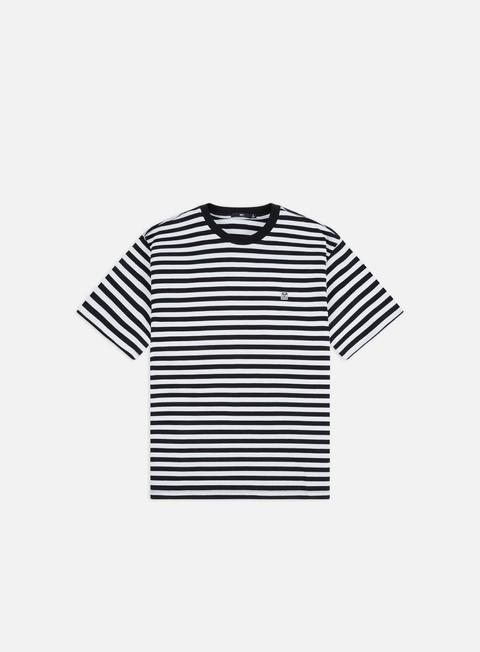 T-shirt a Manica Corta Obey 89 Icon Stripe Box II T-shirt