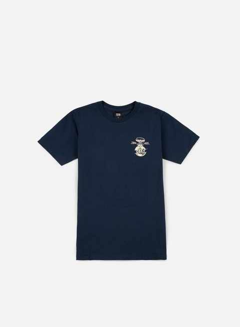 Outlet e Saldi T-shirt a Manica Corta Obey Armageddon Club T-shirt
