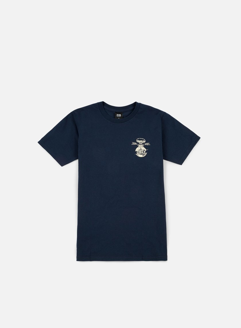 Obey - Armageddon Club T-shirt, Navy
