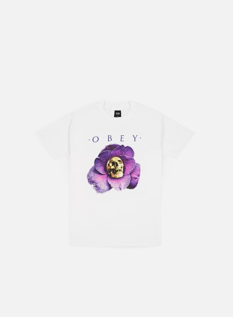 Short Sleeve T-shirts Obey Awakening Basic T-shirt