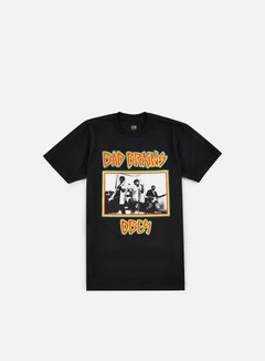 Obey - Bad Brains X Obey T-shirt, Black 1