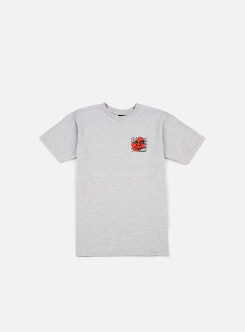 Short Sleeve T-shirts Obey Big Boy Pant T-shirt