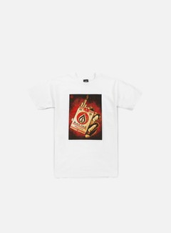 Obey - Black Gold T-shirt, White 1