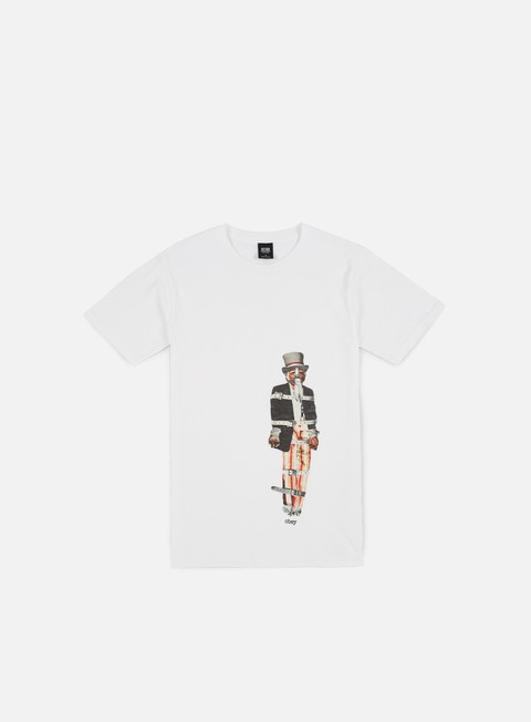 t shirt obey bound to fail t shirt white