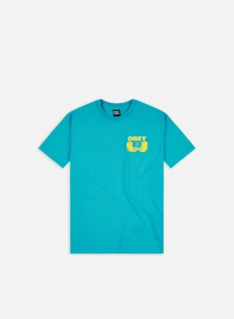 T-shirt a Manica Corta Obey Break The Chain Heavyweight T-shirt