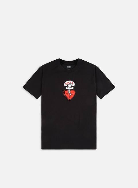 Obey Broken Heart Classic T-shirt