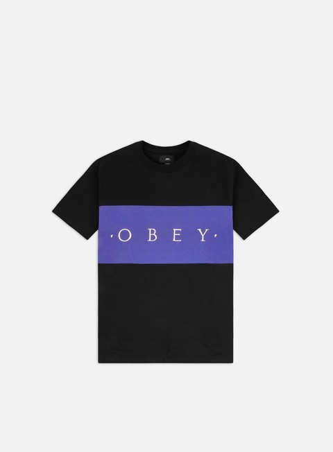 Logo T-shirts Obey Buddy T-shirt