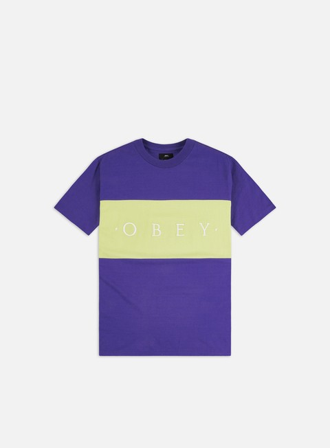 Short Sleeve T-shirts Obey Buddy T-shirt
