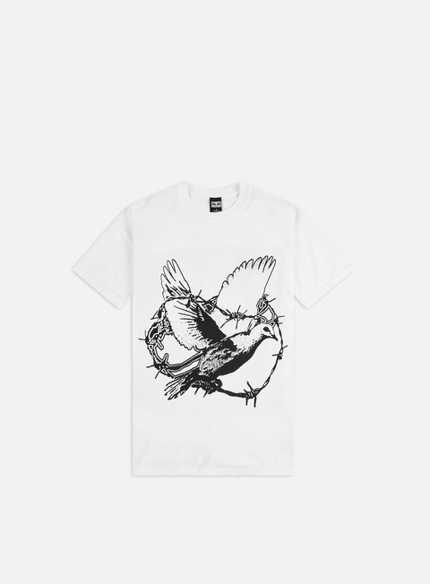 T-shirt a Manica Corta Obey But We Still Fight Heavyweight T-shirt