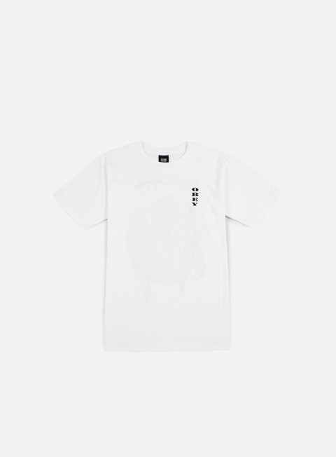 Short Sleeve T-shirts Obey Chaos Dissent T-shirt
