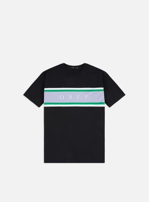 Outlet e Saldi T-shirt a Manica Corta Obey Charm Classic T-shirt