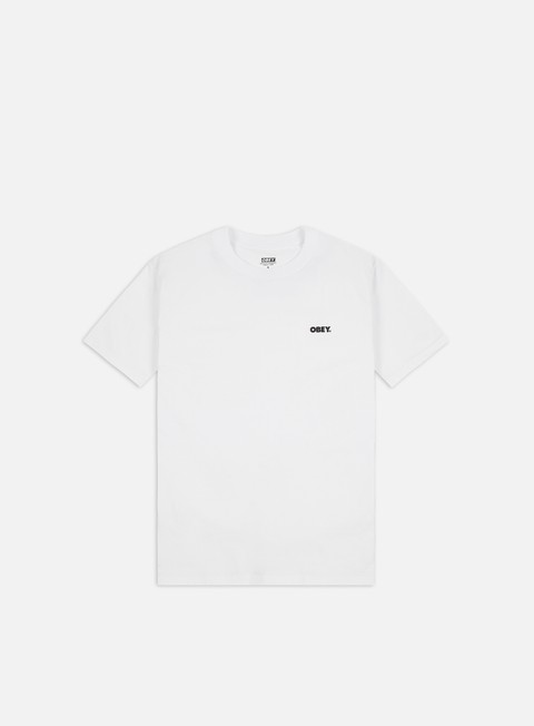 Short Sleeve T-shirts Obey C.r.e.a.m. Icons Classic T-shirt