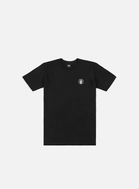 t shirt obey creeper circle t shirt black