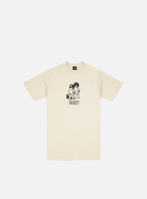 Short Sleeve T-shirts Obey Curious Kiddo's T-shirt