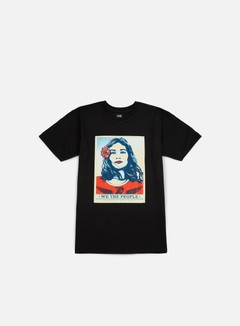 Obey - Defend Dignity T-shirt, Black 1
