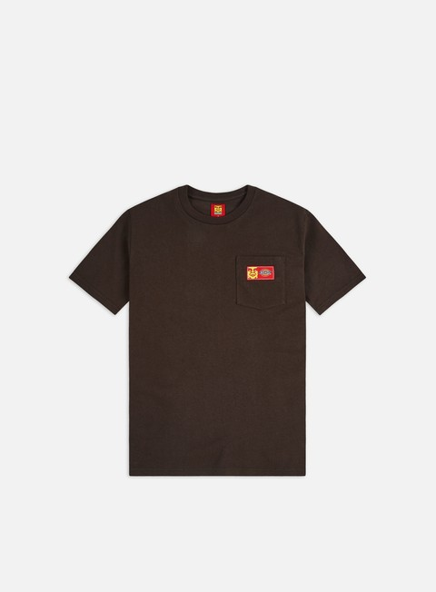 Pocket T-shirts Obey Dickies Oby8 Heavyweight Pocket T-shirt