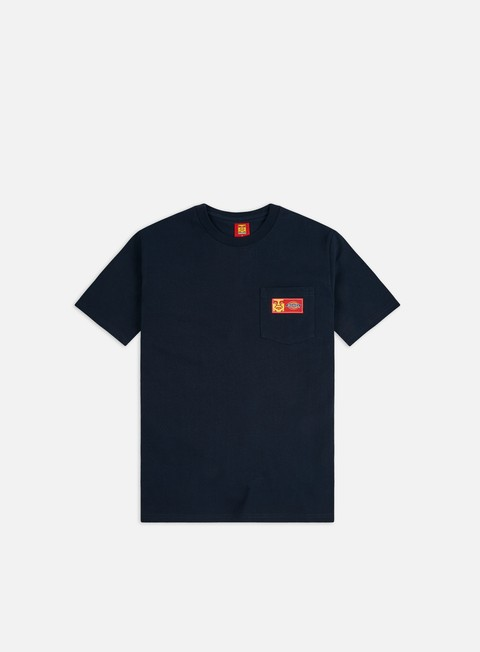 Short Sleeve T-shirts Obey Dickies Oby8 Heavyweight Pocket T-shirt