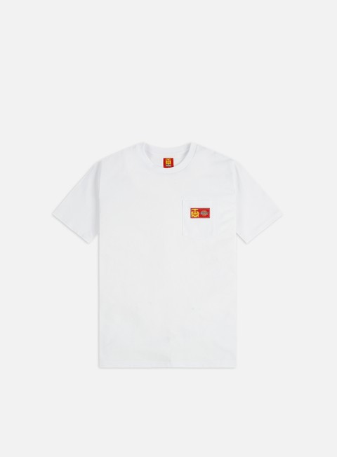 Sale Outlet Short Sleeve T-shirts Obey Dickies Oby8 Heavyweight Pocket T-shirt