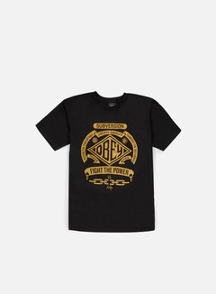 Obey - Disturb The Comfortable T-shirt, Black 1