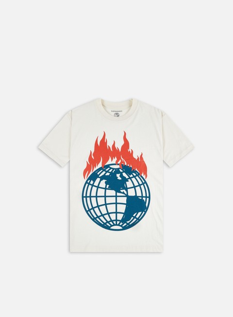 T-shirt a manica corta Obey Don't Just Watch It Burn Sustainable T-shirt