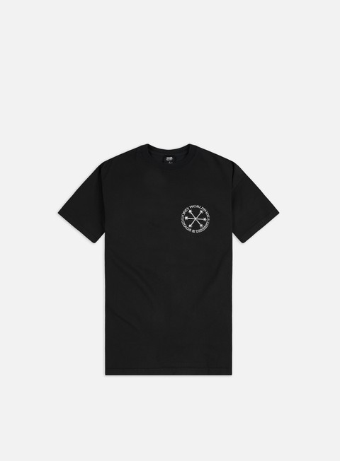 Short Sleeve T-shirts Obey Doomsday Basic T-shirt