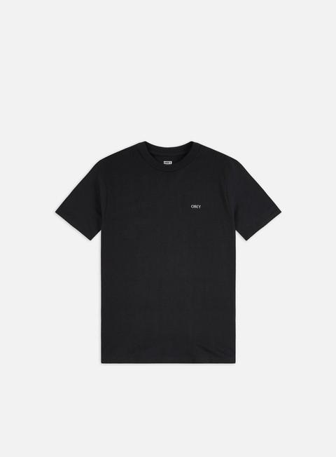 Short Sleeve T-shirts Obey End Corruption Shepard Classic T-shirt