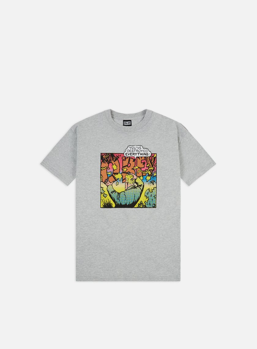 Obey Everything Heavyweight Classic Box T-shirt