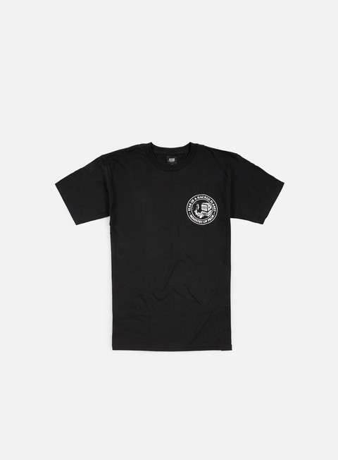 Outlet e Saldi T-shirt a Manica Corta Obey Fear Of A Hacked Planet T-shirt