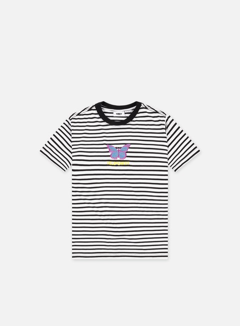 Short sleeve T-shirts Obey Fisher T-shirt
