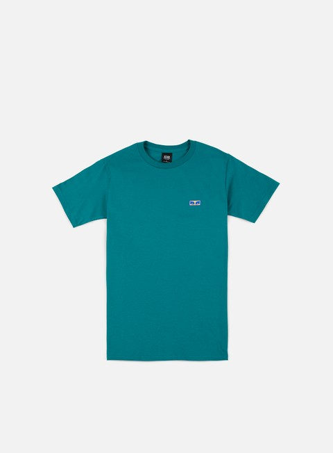t shirt obey flashback t shirt teal