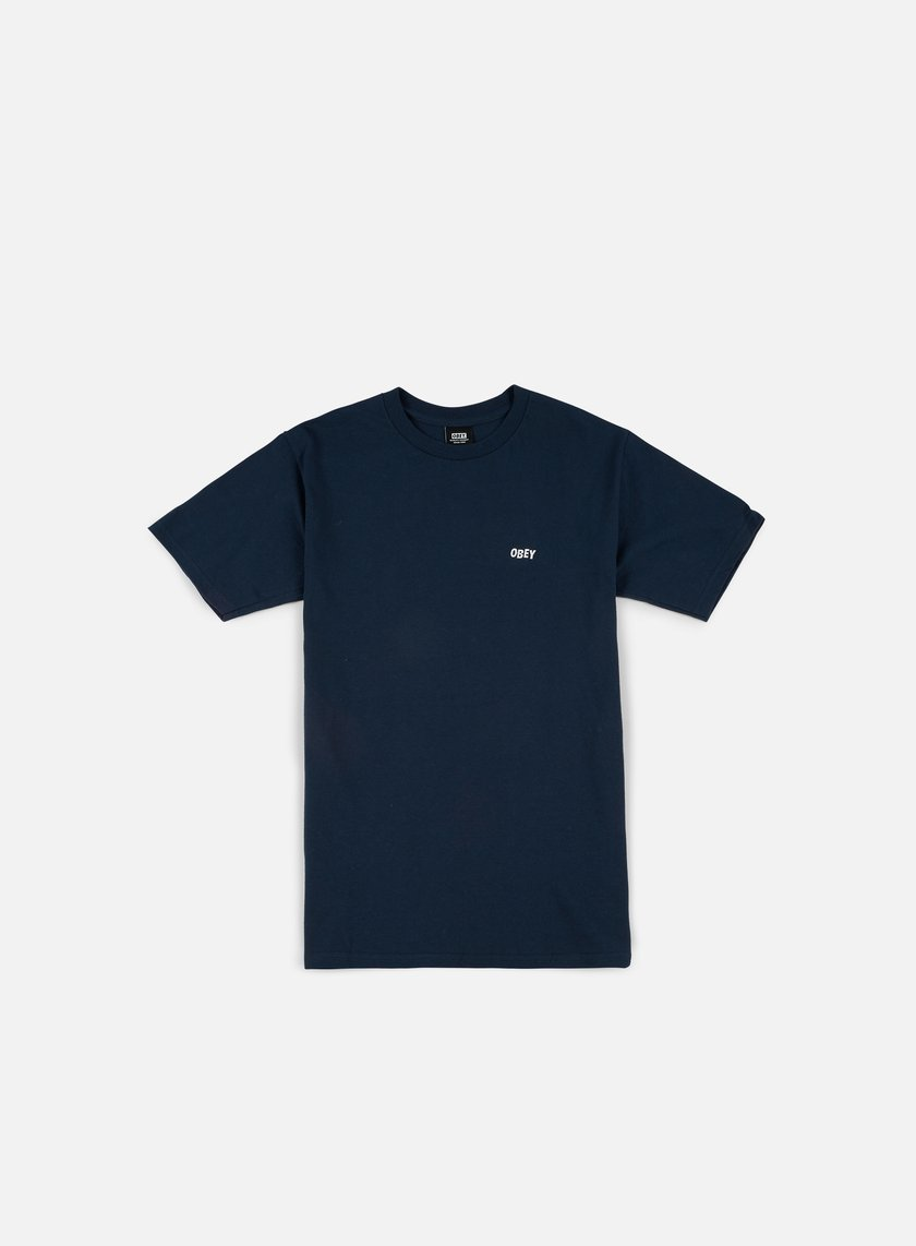 Obey - Freedom Of Choice T-shirt, Navy