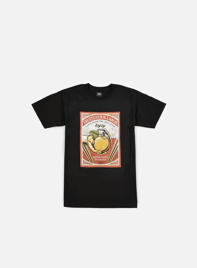 Obey Fruits Of Our Labor T-shirt