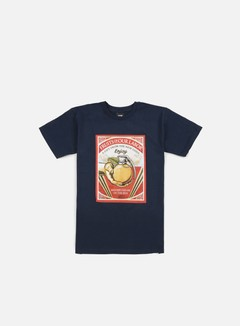 Obey - Fruits Of Our Labor T-shirt, Navy 1