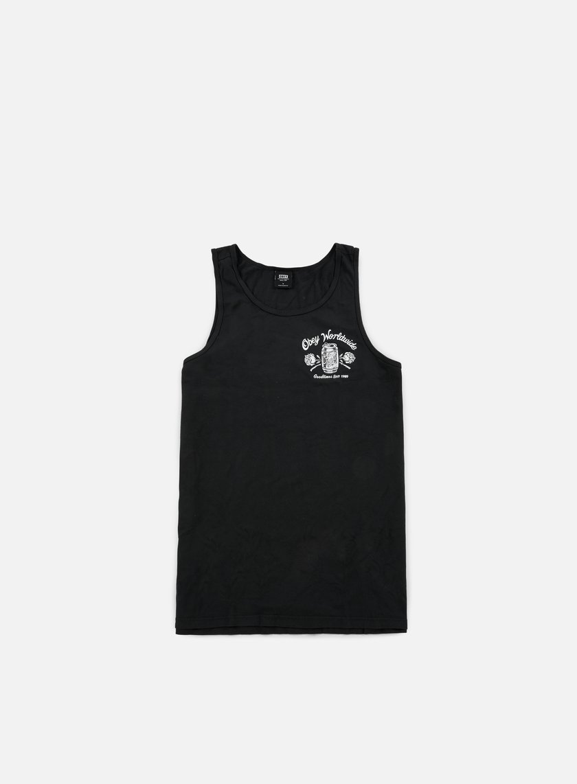 Obey - Goodtimes Since 1989 Premium Tank, Black