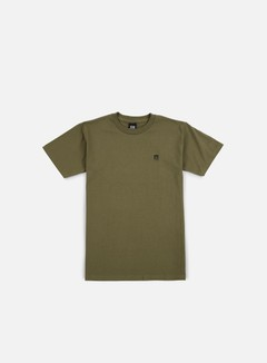 Obey - Half Face Military Special T-shirt, Dark Olive 1