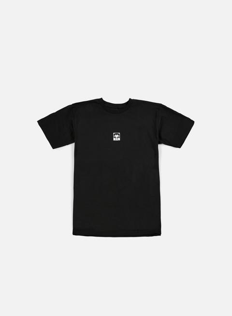 Outlet e Saldi T-shirt a Manica Corta Obey Half Face T-shirt