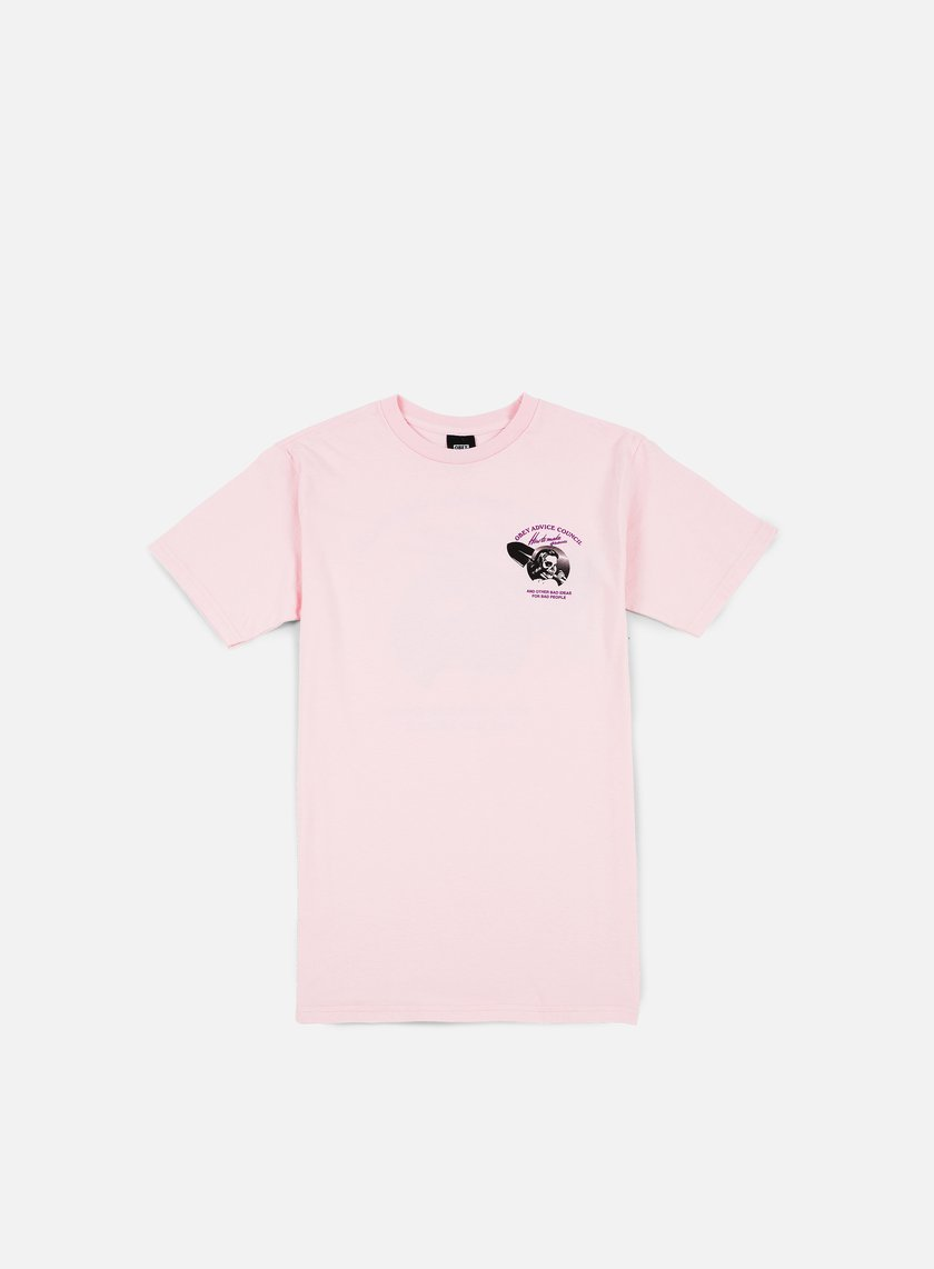 Obey - How To Make Graves T-shirt, Pink