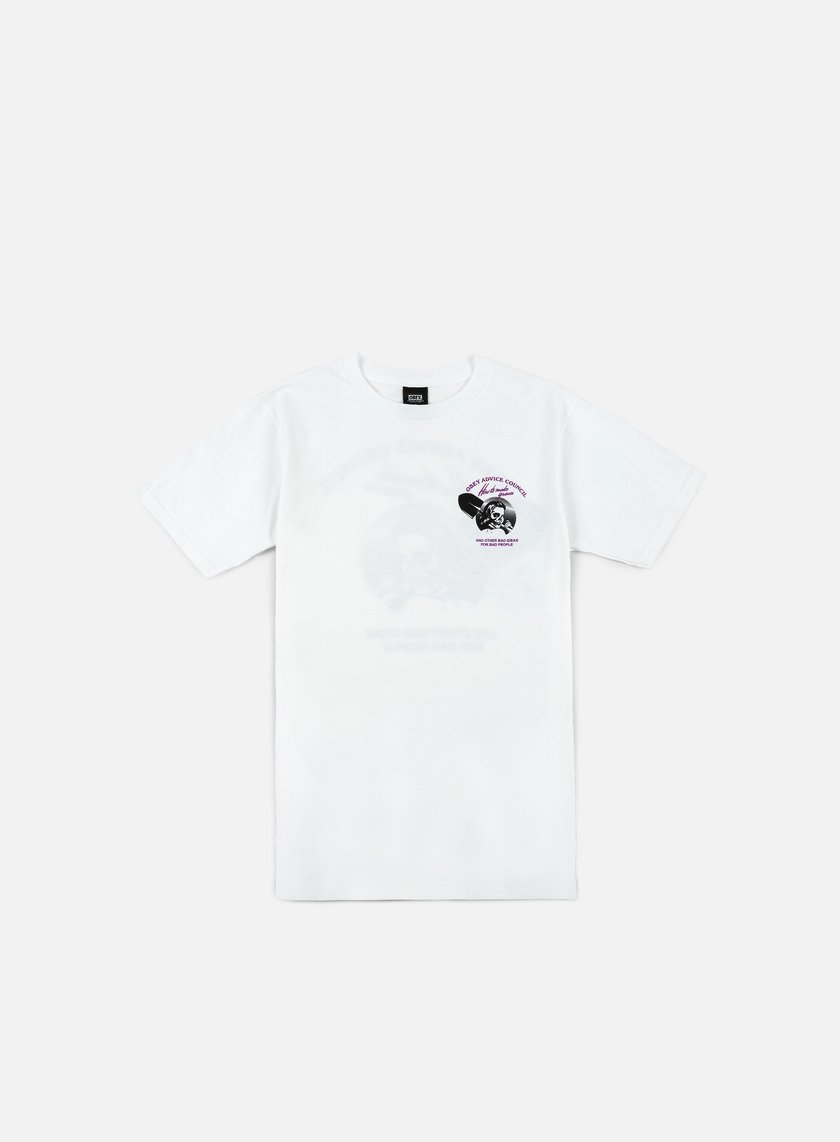 Obey - How To Make Graves T-shirt, White