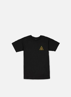 Obey - Huf Icon Face T-shirt, Black 1