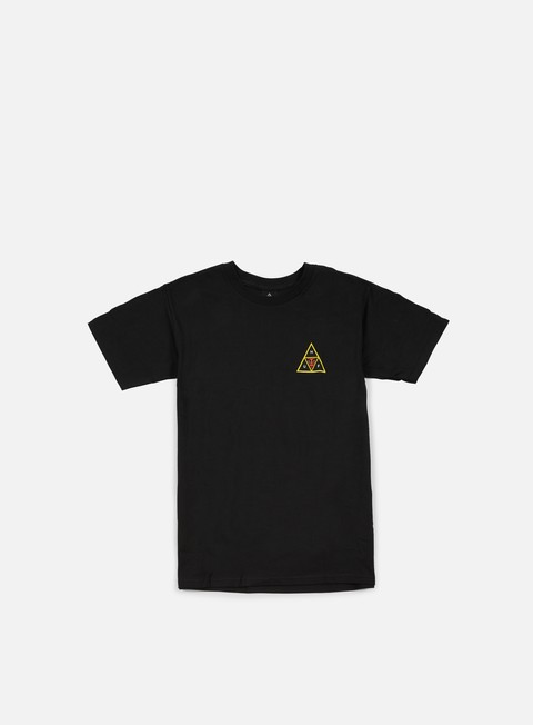 t shirt obey huf icon face t shirt black