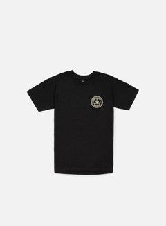 Obey - Huf Rat Race T-shirt, Black