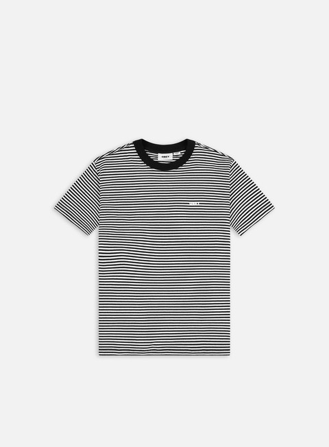Obey Ideals Organic Stripe T-shirt