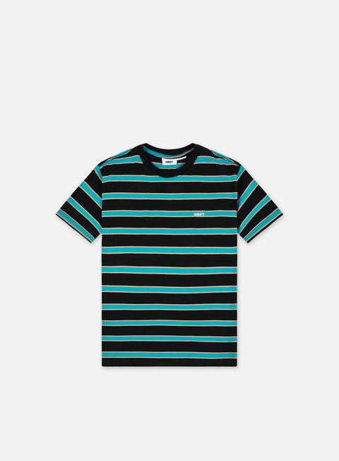 Short sleeve T-shirts Obey Illusion T-shirt